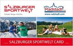 Salzburger Sportwelt Card - Ferienwohnung - Radstadt - Salzburger Land