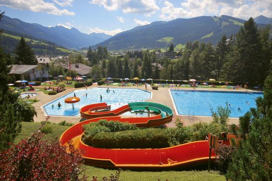 Schwimmen - Radstadt- Salzburger Land - Ferienwohnung zeitGenuss
