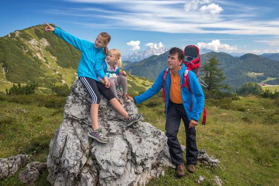Wandern - Bergsteigen - Radstadt- Salzburger Land - Ferienwohnung zeitGenuss