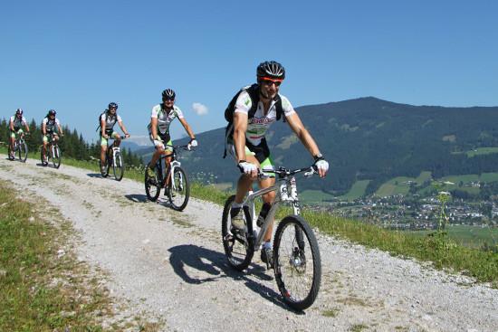 Mountainbiken - Radstadt- Salzburger Land - Ferienwohnung zeitGenuss
