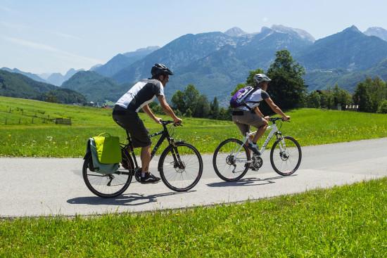 Radfahren - Radstadt- Salzburger Land - Ferienwohnung zeitGenuss