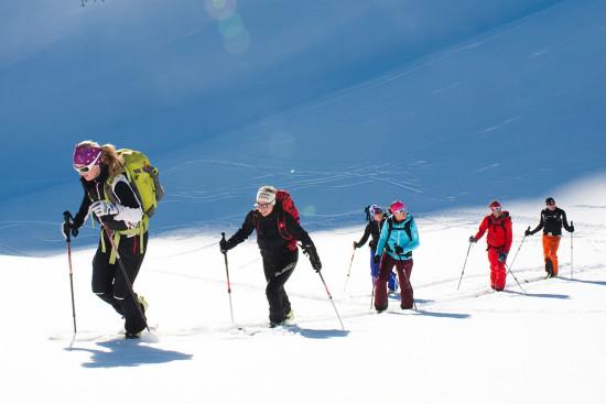 Skitouren - Winterurlaub - Radstadt - Ferienwohnung - Zeitgenuss - Salzburger Land