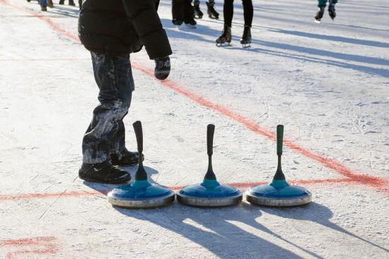 Eisstockschießen - Winterurlaub - Radstadt - Ferienwohnung - Zeitgenuss - Salzburger Land