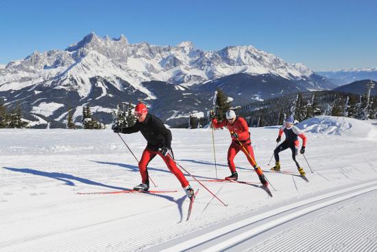 Langlaufen - Winterurlaub - Radstadt - Ferienwohnung - Zeitgenuss - Salzburger Land
