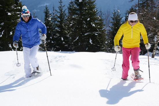 Schneeschuhwandern - Winterurlaub - Radstadt - Ferienwohnung - Zeitgenuss - Salzburger Land